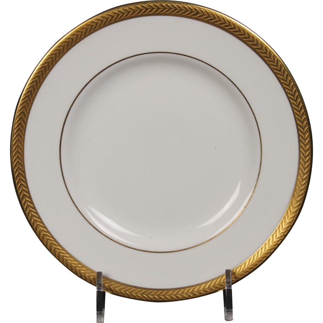 Wedgwood ''Senator'' Bread and Butter Plate