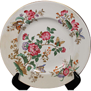 Wedgwood ''Charnwood'' Salad Plates.  8-1/8''