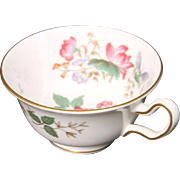 Wedgwood ''Charnwood'' Footed Cup.  2-1/4''