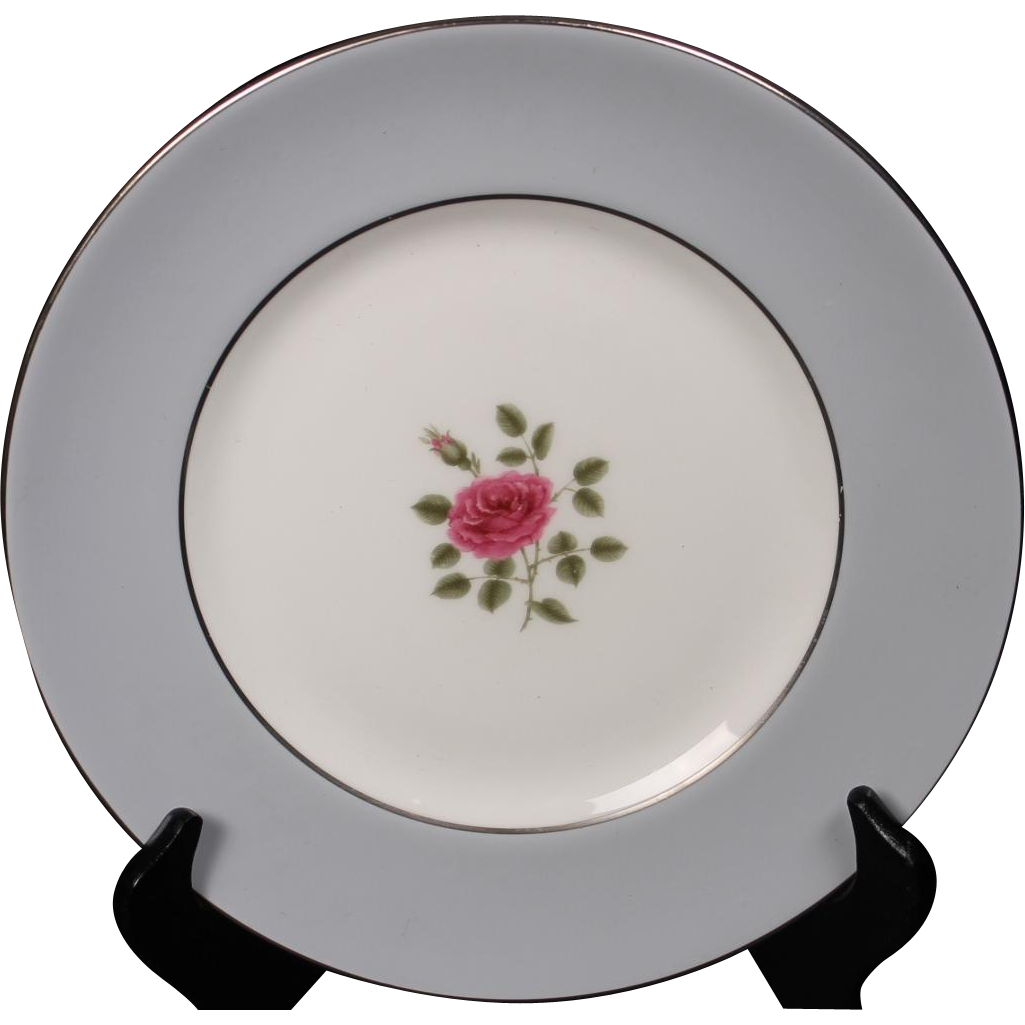 Royal Doulton ''Chateau Rose'' Salad Plate.  8''
