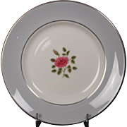 Royal Doulton ''Chateau Rose'' Bread and Butter Plate.  6-1/2''