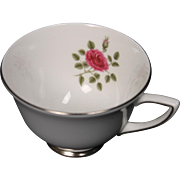 Royal Doulton ''Chateau Rose'' Cup.  2-1/2''
