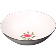 Royal Doulton ''Chateau Rose'' Fruit Bowl.  5-1/4''
