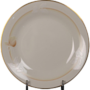 Noritake ''Devotion'' Ivory China Bread Plate.
