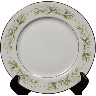 Morimura (Noritake) Fine China of Japan ''Pembrook'' Salad Plate.
