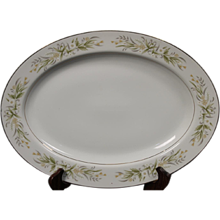 Morimura (Noritake) Fine China of Japan ''Pembrook'' Serving Platter.