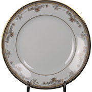 Noritake ''Walnut Hill'' Legendary Bread Plate.