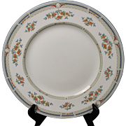 Wedgwood ''Hampshire'' Bone China Dinner Plate.  10 3/4'' and Made in England