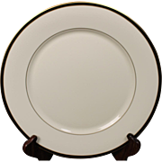 Lenox ''Urban Lights'' Dinner Plate.  10-7/8''