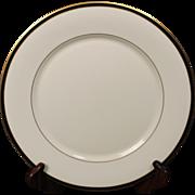Lenox ''Urban Lights'' Dinner Plate.  10-7/8''