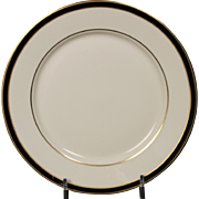 Lenox ''Urban Lights'' Bread and Butter Plate.  6-1/2''