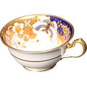 Beautiful Royal Crown Derby ''Imari'' Footed Cup.  2-1/8'' tall.