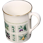 Royal Doulton ''Tapestry'' Flat Cup.