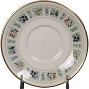Royal Doulton ''Tapestry'' Saucer.  6''