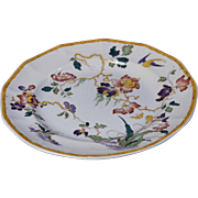 Beautiful Wedgwood's Georgetown Collection ''Devon Rose'' Oval Vegetable Serving Bowl.
