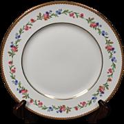 Raynaud & Co. Limoges Dinner Plate