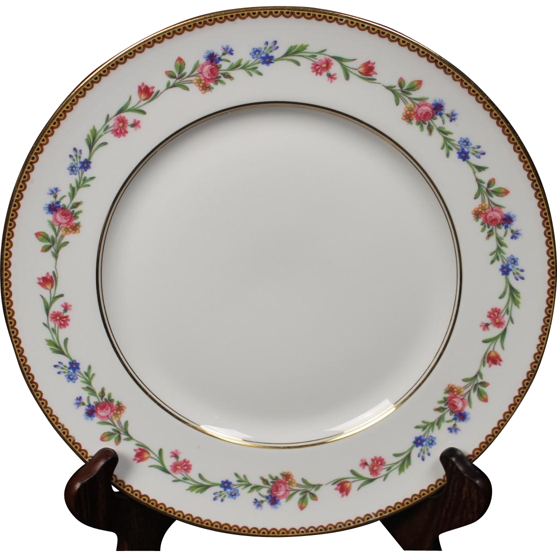 Raynaud & Co. Limoges Dinner Plate