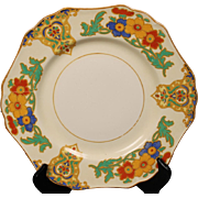Beautiful John Maddock & Sons ''Cairo or Minerva'' Luncheon Plate from England.