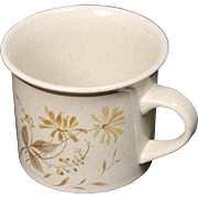 Beautiful Royal Doulton ''Sandsprite'' Coffee Cup.