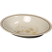 Beautiful Royal Doulton ''Sandsprite'' Oval Serving Bowl.