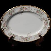 Beautiful Noritake ''Petite Fleur'' Small Oval Platter.