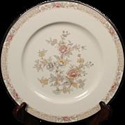 Beautiful Noritake ''Imperial Garden'' Dinner Plate.