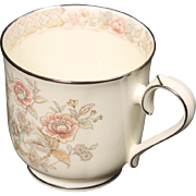 Beautiful Noritake ''Imperial Garden'' Cup.