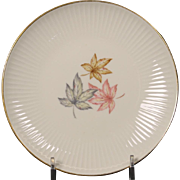 Fritz Thomas ''Autumn'' Bread and Butter Plate