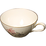 Beautiful Cup in the ''Autumn'' Pattern by Fritz Thomas Porcelain Factory - Rosenthal in Germany.