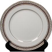 Beautiful Harmony House Salad Plate in the ''Firelight'' Pattern.