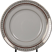 Beautiful Harmony House Bread and Butter Plate in the ''Firelight'' Pattern.