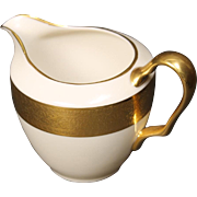 Lenox Creamer in the ''Westchester'' Pattern.  3''