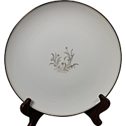 Beautiful Noritake ''Ardis'' Dinner Plate.