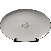 Beautiful Noritake ''Ardis'' Oval Platter.
