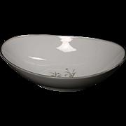 Beautiful Noritake ''Ardis'' Oval Serving Bowl.