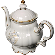 Beautiful Hutschenreuther ''The Beautiful'' Coffee Pot with Lid.
