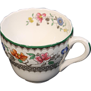 Beautiful English Spode China ''Chinese Rose'' Cup.