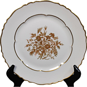 Beautiful Haviland Limoges China ''Floreal'' Salad Plate.