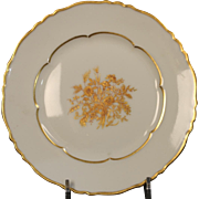 Beautiful Haviland Limoges China ''Floreal'' Bread and Butter Plate.
