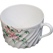 Beautiful French Limoges Haviland China ''Eglantine'' Cup.