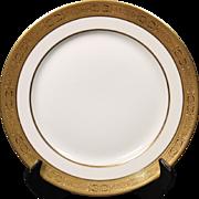 Tresseman & Vogt (T&V) Limoges Luncheon Plate