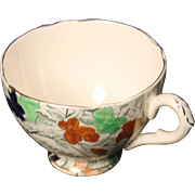 Beautiful Royal Cauldron ''Bittersweet'' Footed Cup.