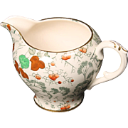 Beautiful Royal Cauldron ''Bittersweet'' Creamer.