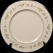 Beautiful Lenox ''Brookdale'' Salad Plate.