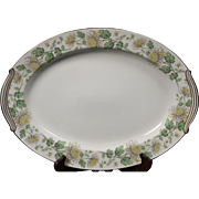 Noritake ''Stanford'' Oval Serving Platter,