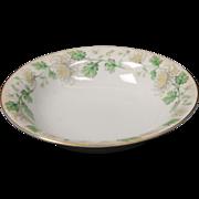 Noritake ''Stanford'' Soup Bowl,