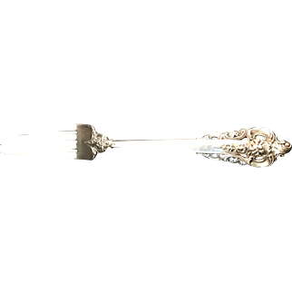 """Wallace & Sons Sterling Silver """"Grande Baroque""""  Dinner Fork"""