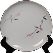 """Fine China of Japan """"Cherry Blossom"""" Bread and Butter Plate"""