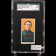 T206 MILLER HUGGINS - Portrait SGC grade 30 GOOD 2