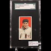 T206 LARRY DOYLE - Portrait SGC grade 60 EX 5